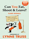 Can You Eat, Shoot & Leave? (Workbook) (eBook)