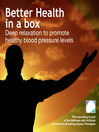 Better health in a box (MP3)
