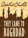 They Came to Baghdad (MP3)