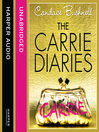 The Carrie Diaries (MP3): The Carrie Diaries Series, Book 1