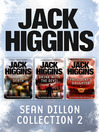 Sean Dillon 3-Book Collection 2 (eBook): Angel of Death; Drink With the Devil; The President's Daughter