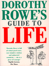 Dorothy Rowe's Guide to Life (eBook)