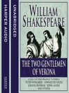 Two Gentlemen of Verona (MP3)