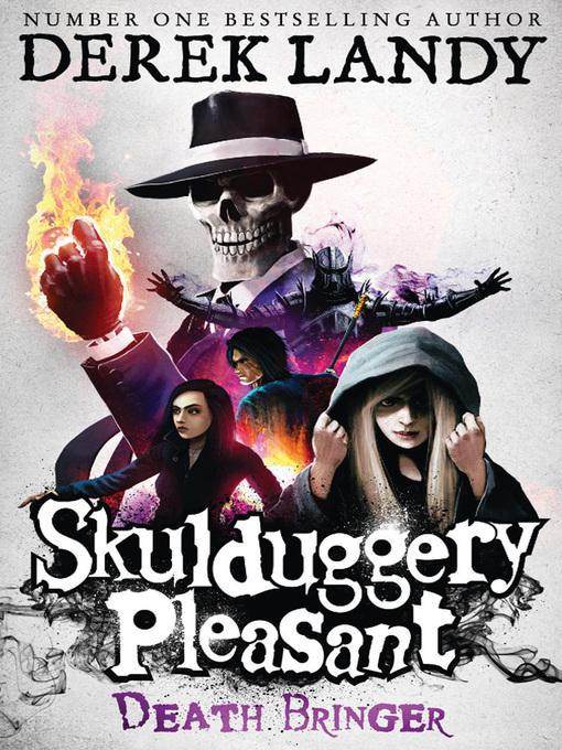 Death Bringer (eBook): Skulduggery Pleasant Series, Book 6