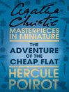 The Adventure of the Cheap Flat (eBook): An Agatha Christie Short Story