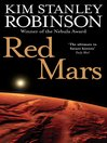 Red Mars (eBook): Mars Series, Book 1