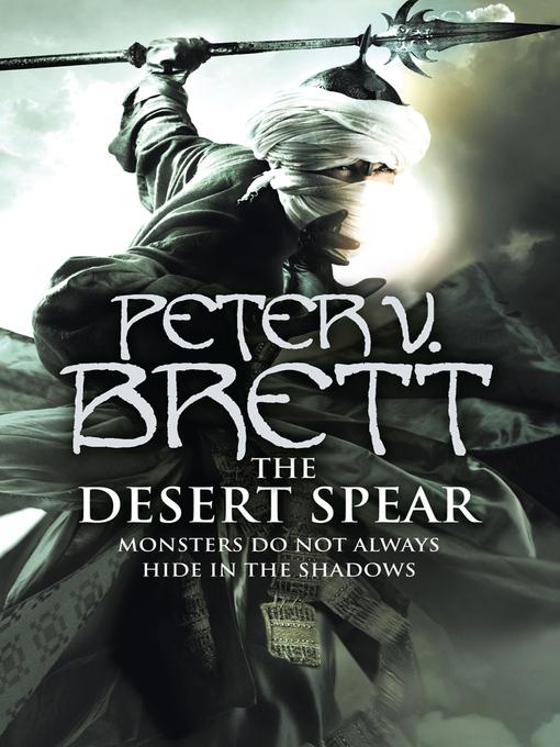The Desert Spear (eBook): Demon Trilogy, Book 2