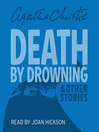 Death by Drowning (MP3): and other stories