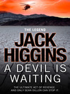 A Devil is Waiting (eBook): Sean Dillon Series, Book 19
