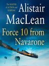 Force 10 from Navarone (MP3): The Guns of Navarone Series, Book 2
