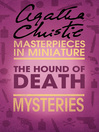 The Hound of Death (eBook): An Agatha Christie Short Story