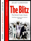 The Blitz (MP3): The British Under Attack