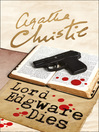 Lord Edgware Dies (eBook): Hercule Poirot Series, Book 8