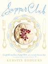 Supper Club (eBook): Recipes and notes from the underground restaurant