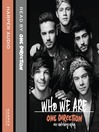 One Direction (MP3): Who We Are: Our Official Autobiography