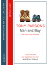 Man and Boy (MP3): Harry Silver Series, Book 1