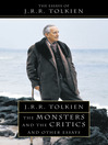 The Monsters and the Critics (eBook)