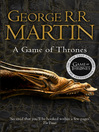 A Game of Thrones (eBook): A Song of Ice and Fire Series, Book 1
