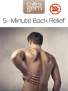 5-Minute Back Relief (eBook)