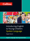 Collins Introducing English to Young Children (eBook): Spoken Language