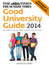 The Times Good University Guide 2014 (eBook): Where to go and what to study