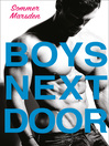 Boys Next Door (eBook)
