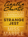 Strange Jest (eBook): A Miss Marple Short Story