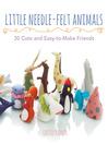 Little Needle-felt Animals (eBook)