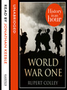 World War One (MP3)