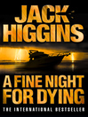 A Fine Night for Dying (eBook): Paul Chavasse Series, Book 5