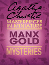 Manx Gold (eBook): An Agatha Christie Short Story
