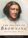 The Poetry of Browning (MP3)