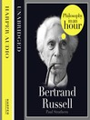 Bertrand Russell (MP3): Philosophy in an Hour