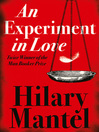 An Experiment in Love (eBook)