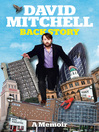David Mitchell (eBook): Back Story
