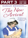 The New Arrival (eBook): Part 3 of 3: The Heartwarming True Story of a 1970s Trainee Nurse