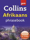 Afrikaans Phrasebook (eBook)