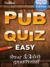 Collins Pub Quiz (Easy) (eBook)