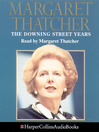 The Downing Street Years (MP3)