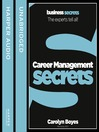 Career Management (MP3)