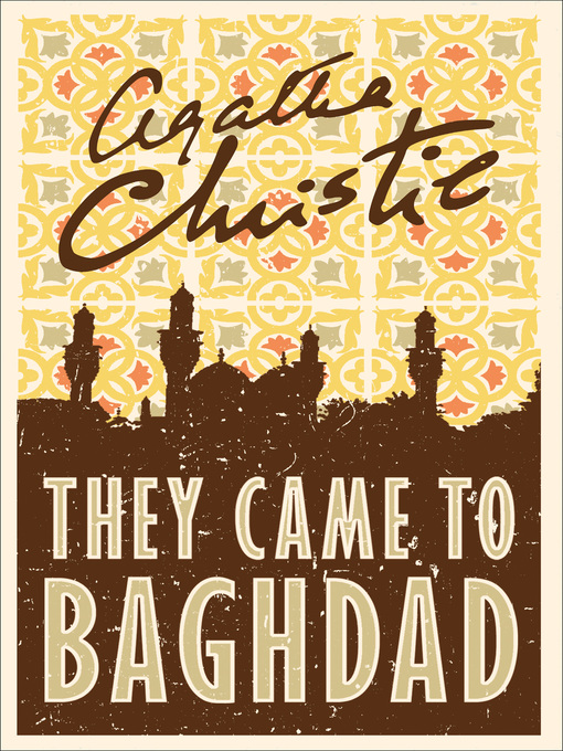 They Came to Baghdad (eBook)