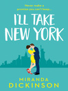 I'll Take New York (eBook)