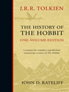 The History of the Hobbit (eBook): Mr Baggins and Return to Bag-End