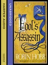 Fool's Assassin, Part 2 (MP3): Fitz and the Fool Trilogy, Book 1