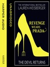 Revenge Wears Prada (MP3): Prada Series, Book 2