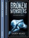 Broken Monsters (MP3)