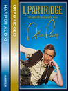 I, Partridge (MP3): We Need to Talk About Alan