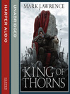 King of Thorns (MP3): Broken Empire Series, Book 2