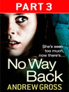 No Way Back (eBook): Part 3 of 3