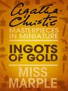 Ingots of Gold (eBook): An Agatha Christie Short Story